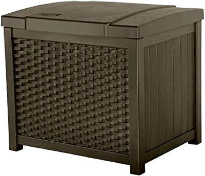 Amazon Com Lifetime 60012 Extra Large Deck Box 130