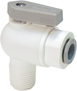 Push-to-Connect and Female Pipe Connector Acetal Tube to Female Pipe Parker A5FC4-MG-pk5 Push-to-Connect All Plastic FDA Compliant Fitting Pack of 5 Trueseal 5//16 1//4 1//4 5//16 Pack of 5