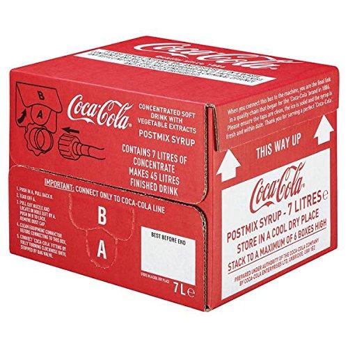 Coca-Cola Bag in Box 7L