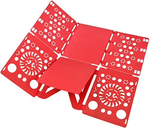 BoxLegend V3 Shirt Folding Board t Shirts Clothes Folder Durable Plastic Laundry folders Folding Boards
