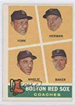 sal maglie baseball card