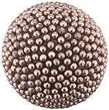 Engelsrufer Damen-Bead-Zwischenelement Klangkugel Perle braun - ERS-BRO-S