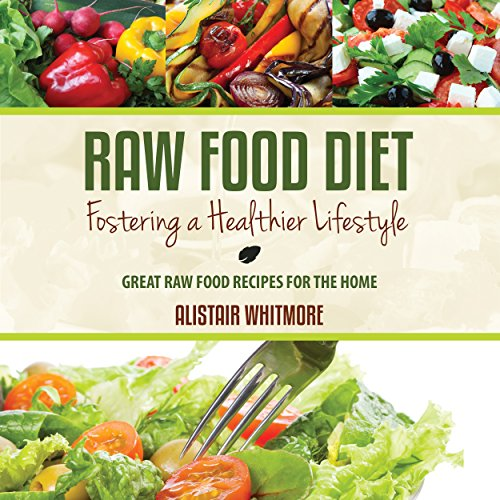 Raw Food Diet Guide audiobook cover art