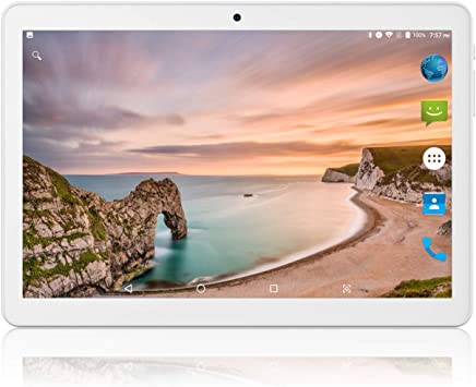 Android Tablet 10 Inch, Phablet Unlocked 3G [Android Go...