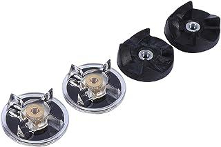 Engrenage de base, engrenages en caoutchouc, 2 engrenages de base 2 engrenages à lame en caoutchouc pièces de rechange pou...