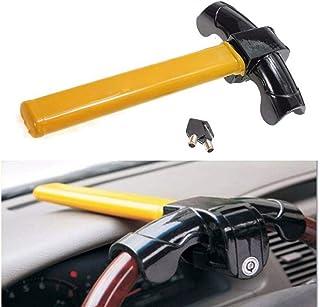 $27 » Heavy Duty Anti-Theft Steering Wheel Lock Car/Van Security Rotary Steering Wheel Lock Enhance Car Security