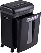 $797 » HKJZ SFLRW 8-Sheet Crosscut Paper/CD and Credit Card Shredder/ 22L Basket/ 30 Minutes Continuous Run Time