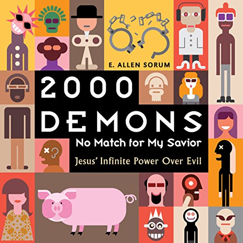 2000 Demons audiobook cover art