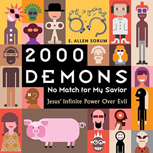 2000 Demons audiobook cover art