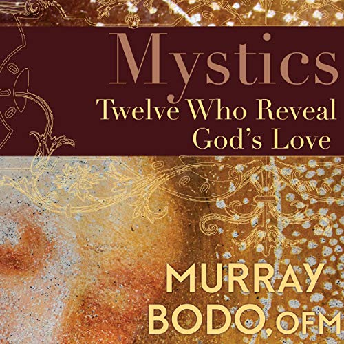 Mystics audiobook cover art
