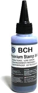 BCH パープルスタンプインクリフィル プレミアムグレード 1ボトルあたり2.5オンス 75ml