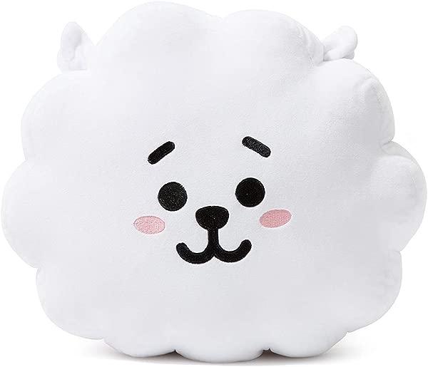 Lerion BTS Pillow Doll Plush Small Plush Puppets Toy Bangtan Boys Throw Pillow Cushion 11 8 Inches Rj