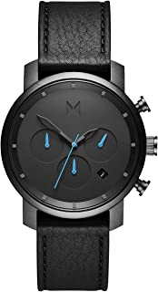 Men's Chronograph Watch with Analog Date