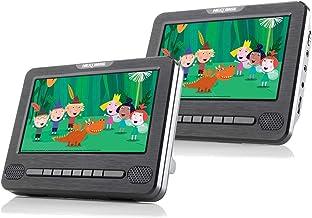 Nextbase 7T Lecteur DVD pour appuie-tête de Voiture Grand écran 7 Pouces USB Lecteur de Carte SD