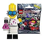 レゴ(LEGO) ミニフィギュア シリーズ14 いかれた科学者(未開封品)|LEGO Minifigures Series14 Monster Scientist 【71010-3】