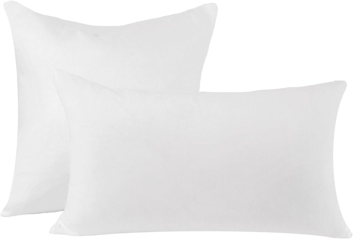 Huddleson Decorative Throw 1 year warranty Pillow Department store Insert 12