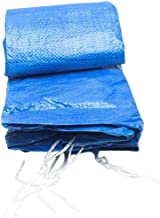 vvd Escudo Protector De La Piscina Piscina Rectangular Piscina Impermeable Polvo Piscina De Tela UV Y Resistente Alfombra De Su Casa De La Piscina Accessor 260x170cm Piscina Accesorios
