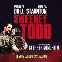sweeney todd london 2012