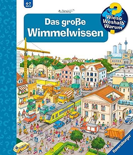 Riesenbuch: Das große Wimmelwissen (Wieso? Weshalb? Warum?)