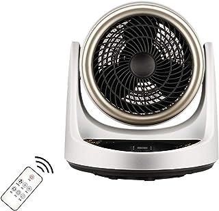 Calefactor Acumulador pequeño Control Remoto Gran Angular Silencio Sin Temperatura de la luz de Control Inteligente Sacudir la Cabeza QIQIDEDIAN