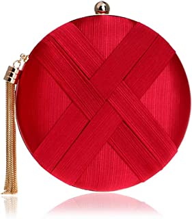 Tooba Girl's Clutch (Red)