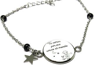 Bracciale Piccolo principe - Bracciale rosario - Catena rosario