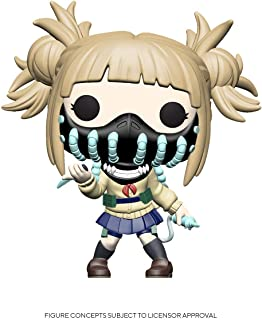 Funko Pop! Animation: My Hero Academia - Himiko Toga with Face Cover, Multicolor, Model:48471