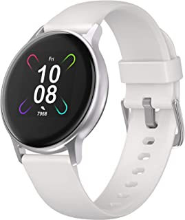 Smart Watch, UMIDIGI Smartwatch with Blood Oxygen Saturation and Heart Rate Monitor, 5ATM Waterproof Smart Watch for Android Phones Compatible with iPhone Samsung