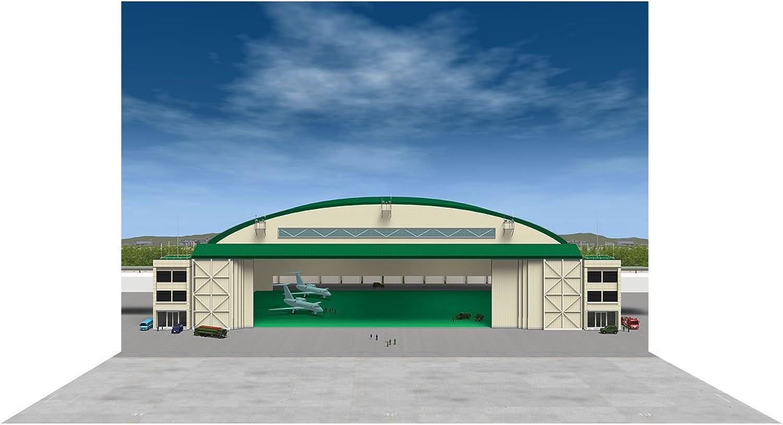 Diorama sheet 1 144 Air Corps hangar set