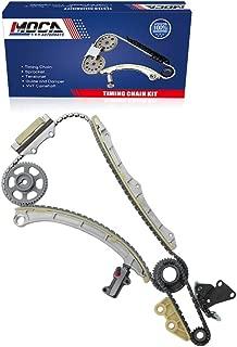 MOCA Timing Chain Kit for 2002-2009 Honda CR-V & 2003-2007 Honda Accord & 2003-2011 Honda Element 2.4L L4 K24A4 K24A8 K24A1 K24Z1 DOHC