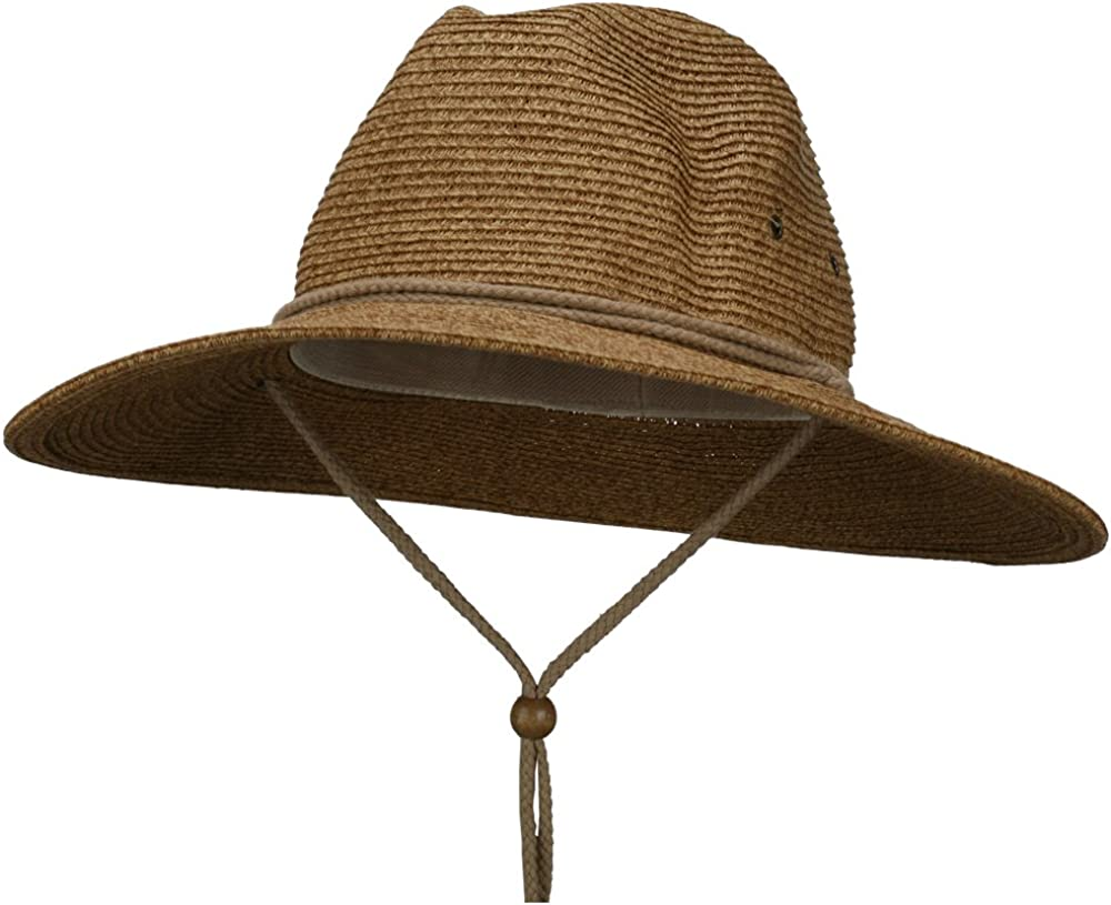 Jeanne Raleigh Mall Simmons Opening large release sale Men's UPF 50+ Safari Hat Chin Cord