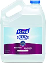 PURELL Foodservice Surface Sanitizer, Pour Gallon EPA Certified Surface Sanitizer (Pack of 4) - 4341-04
