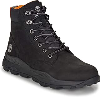 Timberland Brooklyn 6 Inch Mens Black Boots