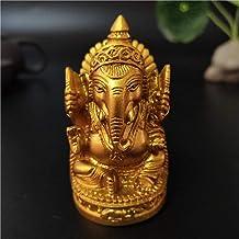 Character Decoration Statue Mural Sculpture Statue Buddha Statue Elephant God Sculpture Home Crafts Ornaments