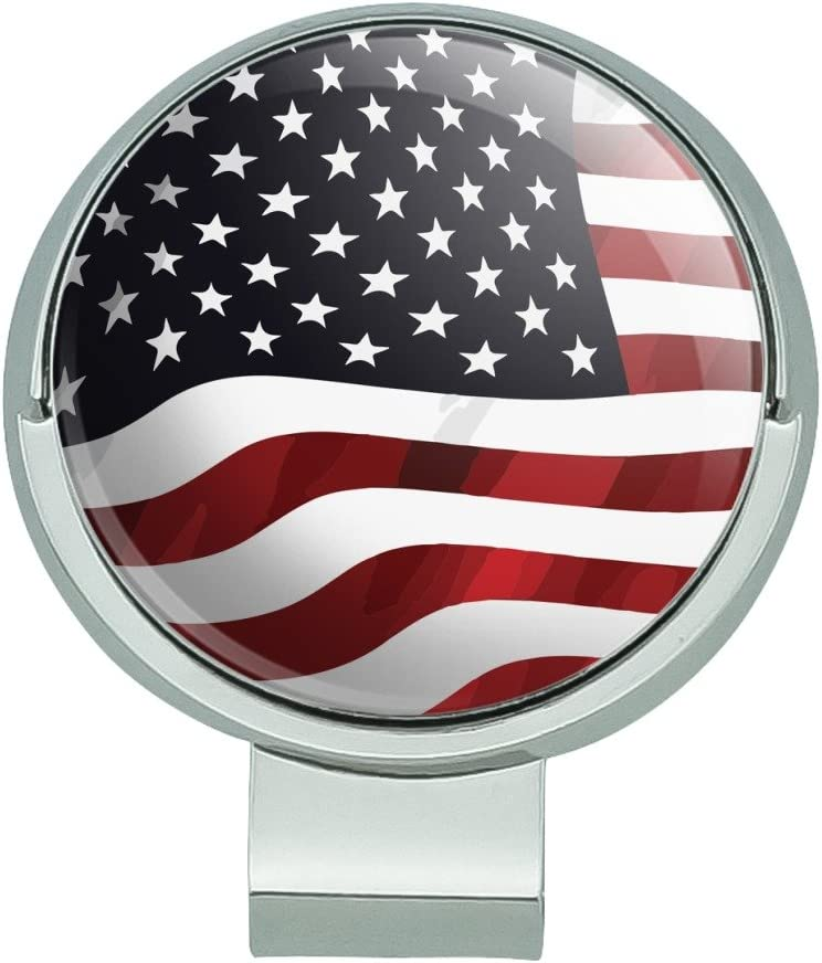 GRAPHICS Large discharge sale New product MORE US American Flag Waving and United Stars Stripes