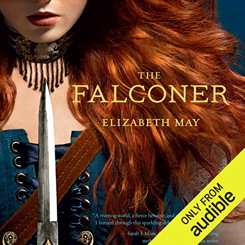 The Falconer audiobook cover art