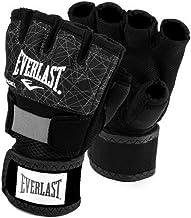 (Medium, Black Printed) - Evergel Handwraps-Black (PR)
