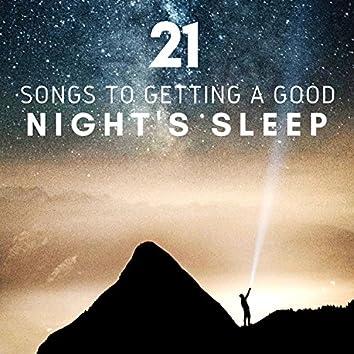 21 Songs to Getting a Good Night's Sleep