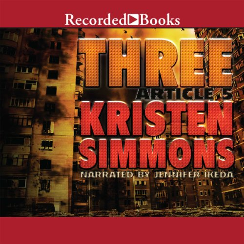 Three audiobook cover art