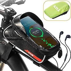 AILI Bolsa De Montaje Para Teléfono De Bicicleta