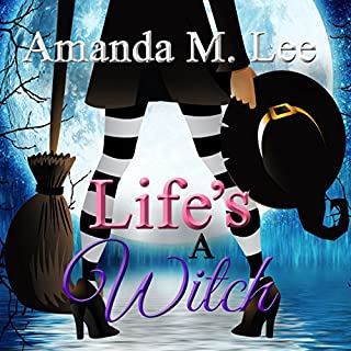 Life's a Witch audiobook cover art