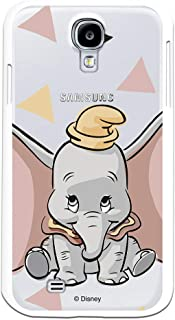 0bfe94c6b5a Funda Oficial Disney Dumbo Silueta Transparente para Samsung Galaxy S4  Licencia Oficial de Disney