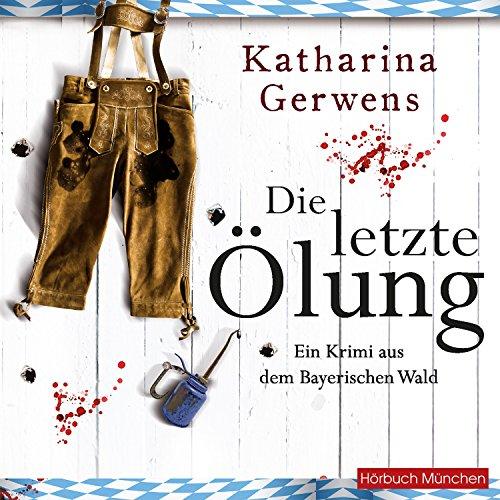 Die letzte Ölung audiobook cover art