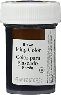 Colorante en gel marrón Wilton