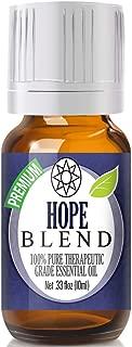 Hope Essential Oil Blend - 100% Pure Therapeutic Grade Hope Blend Oil - 10ml