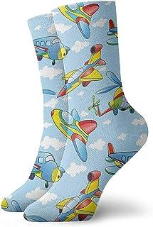 Kevin-Shop Calcetines de Vestir para niños y niñas Calcetines Deportivos para Correr Resistentes al Olor Calcetines térmicos