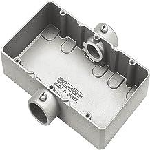 Caixa de Derivação Tripla Com Rosca Tipo CT 3/4'' - 56112002 - TRAMONTINA - Caixa de Derivação Tripla Com Rosca Tipo CT 3/...