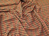 Lady McElroy Highland Tweed Beschichtungsstoff, Braun,