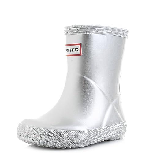 4c1f4ca89c22 Hunter Original First Classic Rain Boot (Toddler Little Kid)