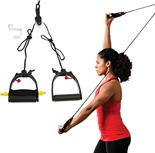 Lifeline Multi-Use Shoulder Pulley Deluxe for Assisting Rehabilitation and Increasing Flexibility